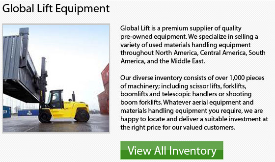 Used Nissan Forklifts - Inventory Kansas top